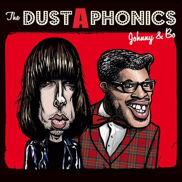 LP. The Dustaphonics : Johnny & Bo.