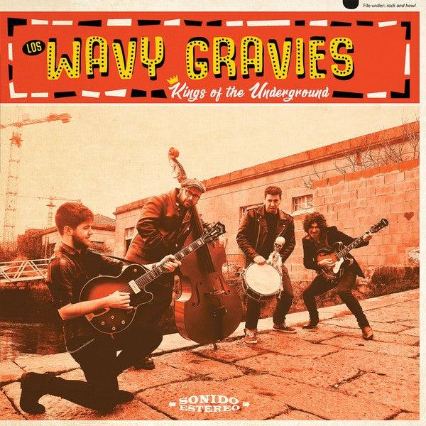 LP. The Wavy Gravies : Kings Of The Underground.