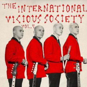 LP. V.A. : International Vicious Society Vol 4.