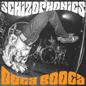"""12"""" EP. The Schizophonics : Ooga Booga.    12"""" 5 track EP."""