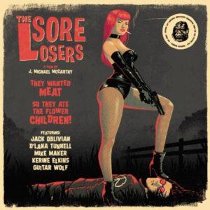 DLP. V.A. : The Sore Losers.     Ltd 21st anniversary edition.