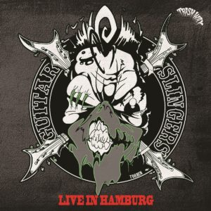 In Stock. LP. The Guitar Slingers : Live In Hamburg.   Limited Edition 300 copies.