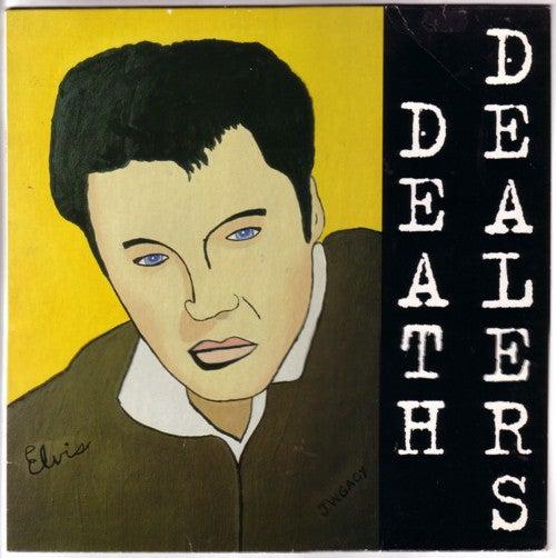 SPECIAL.  LP. V.A. : Death Dealers.   CULT ALBUM.