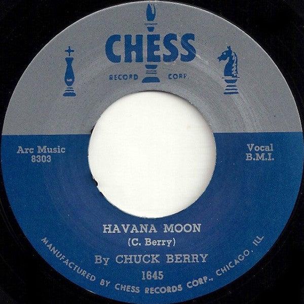 "7"" Chuck Berry : Havana Moon.  REPRO."