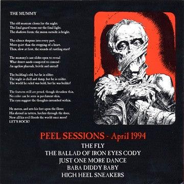 "7"" EP. The Mummies : 1994 Peel Sessions."