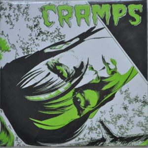 """7"""" The Cramps : Voodoo Idol. , fold out poster sleeve."""
