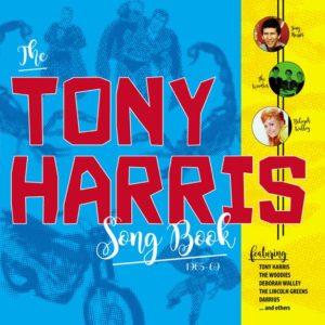 LP. Tony Harris : Song Book.   (Sleaze & Slop).