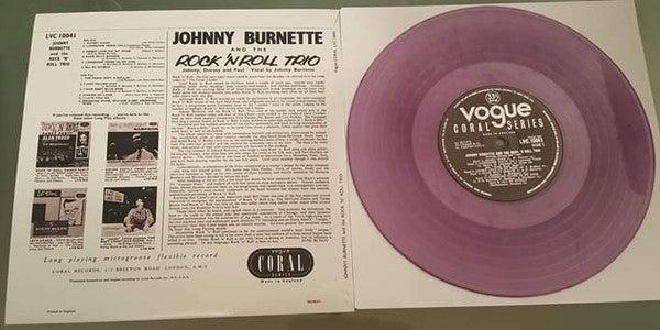 "10"" LP. Johnny Burnette & The Rock 'n' Roll Trio : S/T.   Ultra Ltd Edition."