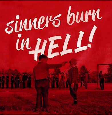 Back In Stock. LP V.A. : Sinners Burn In Hell Vol 1.