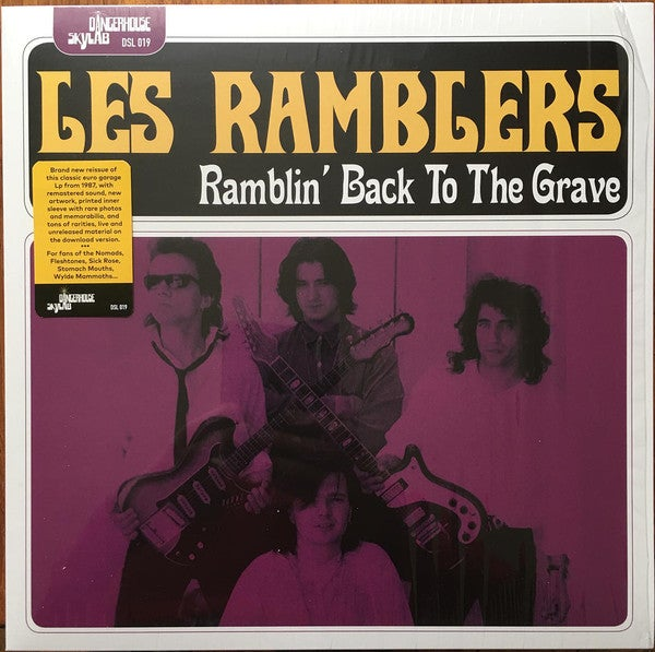 LP The Ramblers : Ramblin' Back To The Grave.