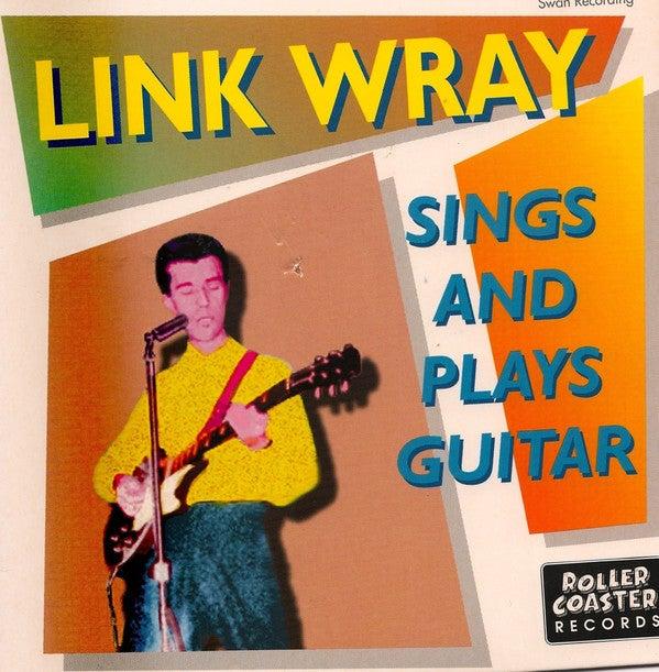 "7"" EP. Link Wray : Sings & Plays Guitar."