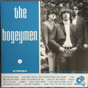 LP. The Bogeymen : Introducing The...   Ltd edition.
