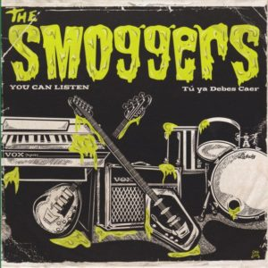 """7"""" The Smoggers : You Can Listen."""