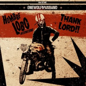 "7"" EP  Hombre Lobo Internacional :  Thank Lord +3"