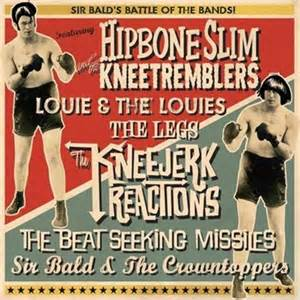 LP V.A. : Sir Bald's Battle Of The Bands