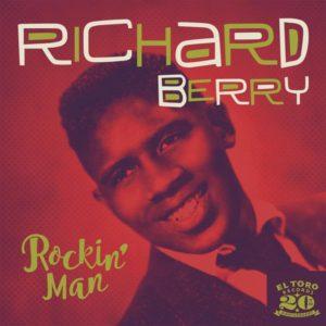 EP Richard Berry : Rockin' Man.  (Includes Louie Louie)