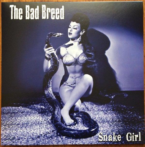 "10"" The Bad Breed : Snake Girl."