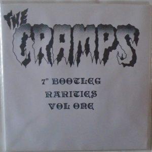 LP The Cramps : Bootleg Rarities Vol 1.