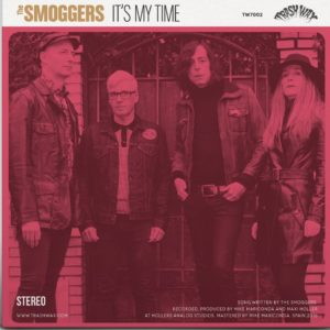 """OUT NOW : 7"""" The Smoggers / Charm Bag  Ltd Edition 500 copies."""