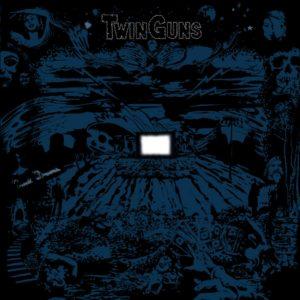 LP Twin Guns : Sweet Dreams. (Ex-Cramps sticksman)