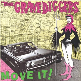 LP The Gravediggers : Move It !