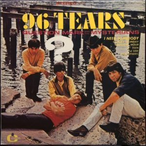 LP ? & The Mysterians : 96 Tears    (Repro)
