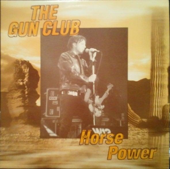 LP The Gun Club : Horse Power.  Ltd Edition of 300 copies.