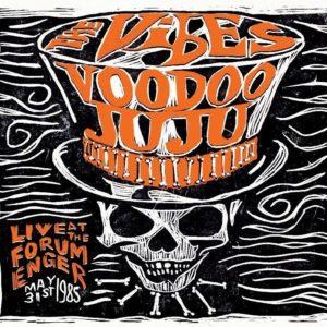 CD The Vibes : Voodoo Juju Ltd Edition (250 copies).