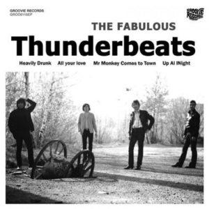 "7"" The Thunderbeats : The Fabulous Thunderbeats EP..."